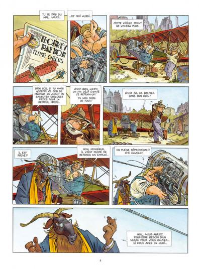 Page 6 Les ailes du singe tome 1