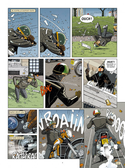 Page 2 Rider on the storm - intégrale