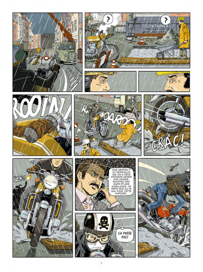 Page 5 Rider on the storm - intégrale