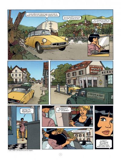Page 1 Les aventures de Betsy - grand format tome 1 - le sortilège de l'atalante