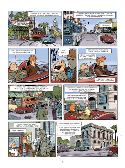 Page 5 Brian Bones tome 2