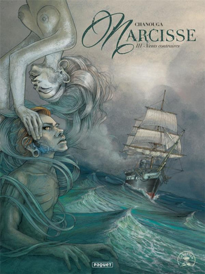 Couverture Narcisse tome 3