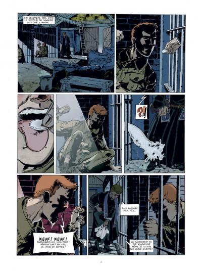 Page 2 Jean-Corentin Carré, l'enfant soldat tome 3