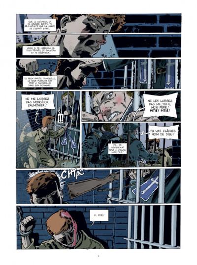 Page 3 Jean-Corentin Carré, l'enfant soldat tome 3