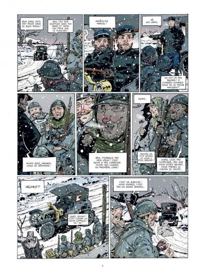 Page 4 Jean-Corentin Carré, l'enfant soldat tome 3