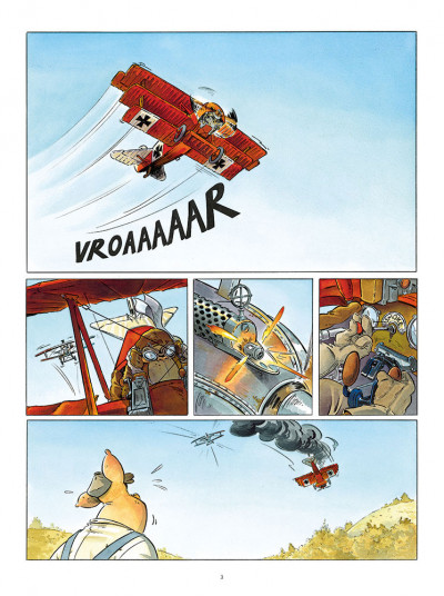 Page 1 Les ailes du singe tome 2 - Hollywoodland