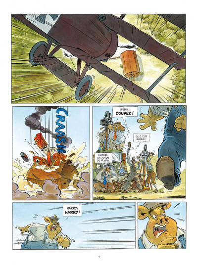 Page 2 Les ailes du singe tome 2 - Hollywoodland