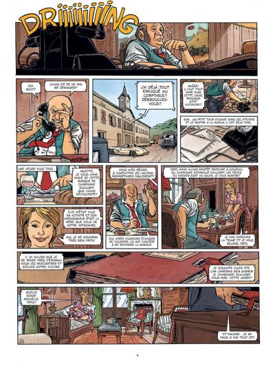 Page 2 Les aventures de Betsy tome 2