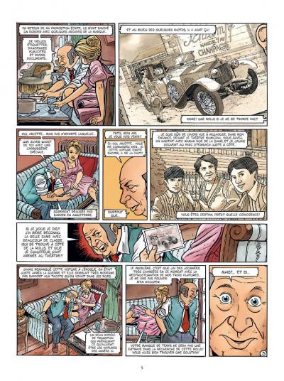 Page 3 Les aventures de Betsy tome 2