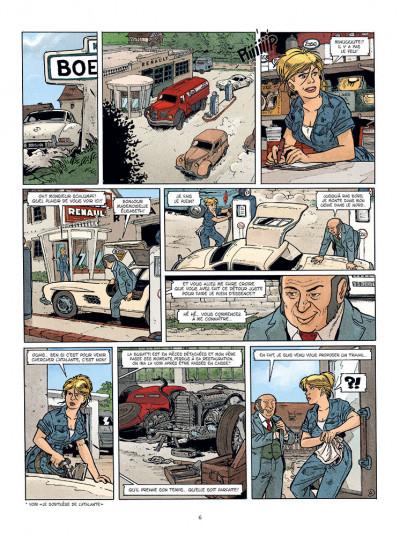 Page 4 Les aventures de Betsy tome 2