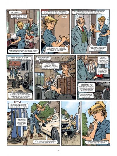 Page 5 Les aventures de Betsy tome 2