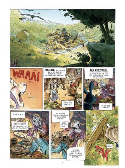 Page 1 L'épée d'Ardenois - intégrale