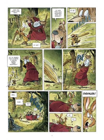 Page 2 L'épée d'Ardenois - intégrale