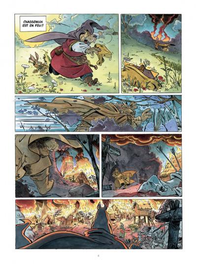 Page 4 L'épée d'Ardenois - intégrale