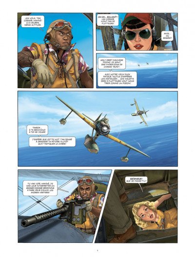 Page 2 Angel wings tome 4