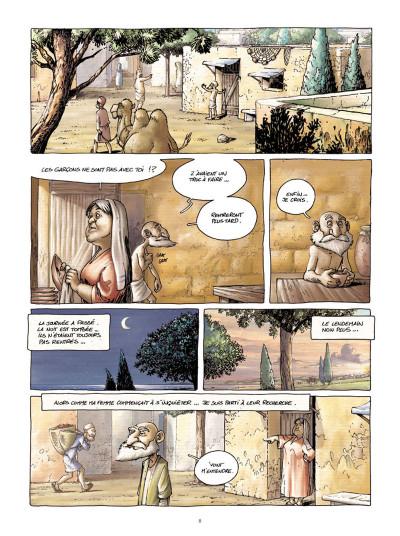 Page 1 Le voyage des pères - intégrale