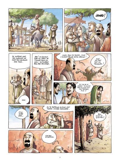 Page 2 Le voyage des pères - intégrale