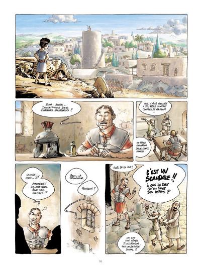 Page 3 Le voyage des pères - intégrale