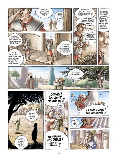 Page 4 Le voyage des pères - intégrale