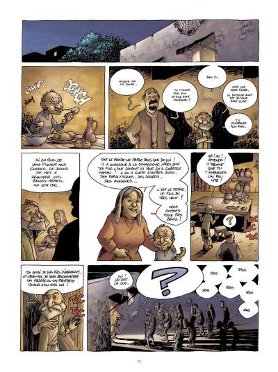 Page 5 Le voyage des pères - intégrale