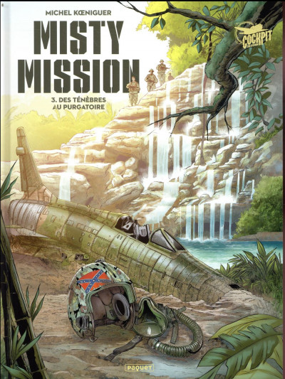 Couverture Misty mission tome 3