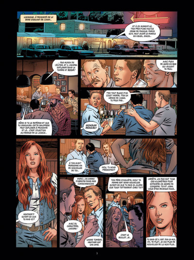 Page 1 Misty mission tome 3