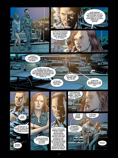 Page 2 Misty mission tome 3