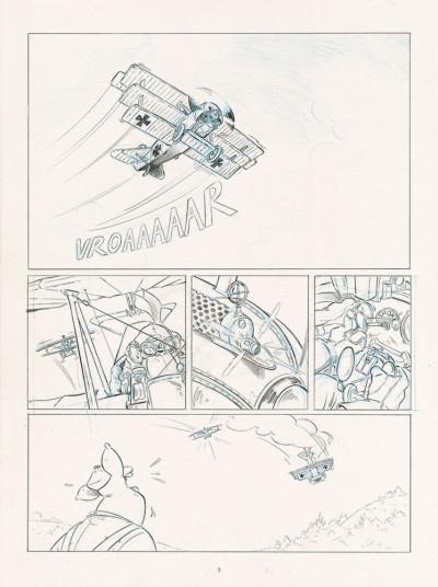 Page 1 Les ailes du singe tome 2 (dos toilé)