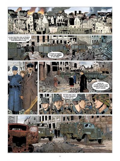 Page 1 Berlin sera notre tombeau tome 1
