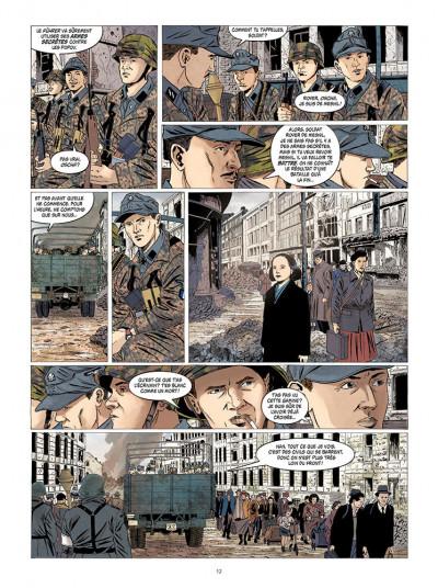 Page 2 Berlin sera notre tombeau tome 1