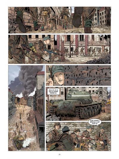 Page 4 Berlin sera notre tombeau tome 1