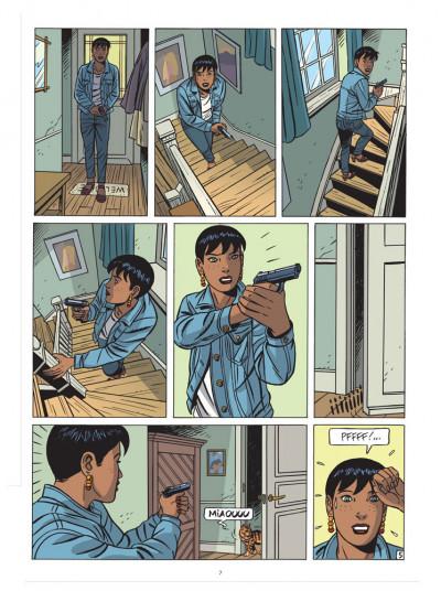 Page 5 Caroline Baldwin tome 17