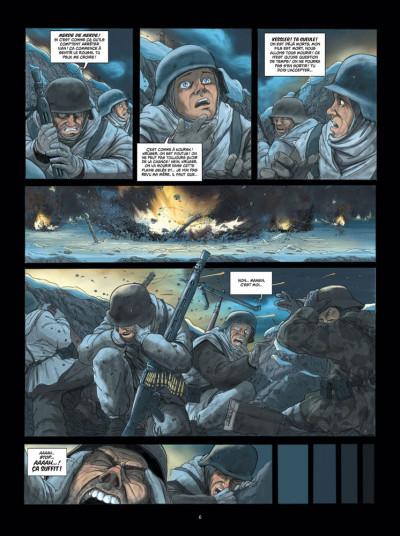 Page 4 L'armée de l'ombre - intégrale
