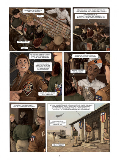Page 3 Angel wings - intégrale tome 1