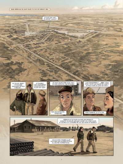 Page 4 Angel wings - intégrale tome 1