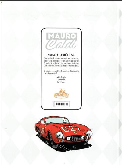 Dos Mauro Caldi - intégrale tome 1
