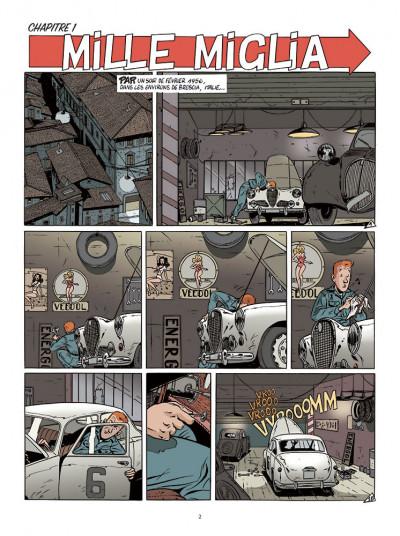 Page 1 Mauro Caldi - intégrale tome 1