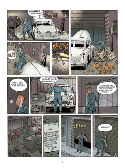Page 2 Mauro Caldi - intégrale tome 1
