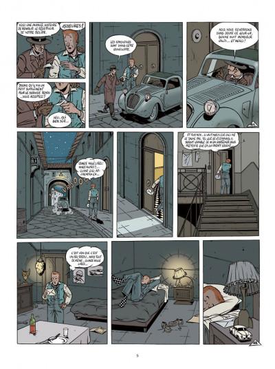 Page 4 Mauro Caldi - intégrale tome 1