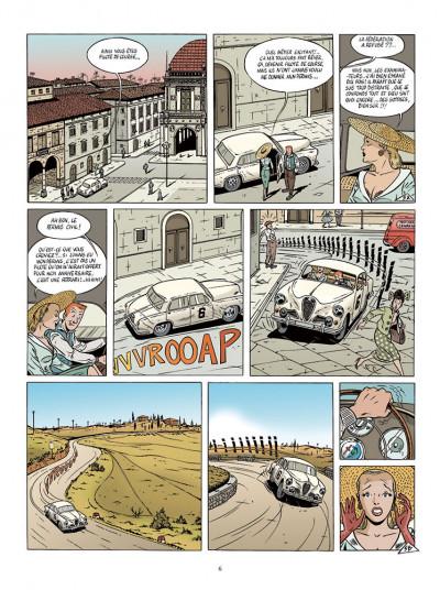 Page 5 Mauro Caldi - intégrale tome 1