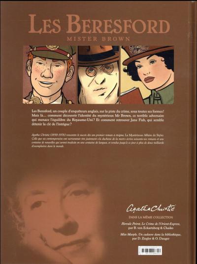 Dos Agatha Christie - Les Beresford - Mr Brown