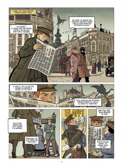 Page 8 Agatha Christie - Les Beresford - Mr Brown