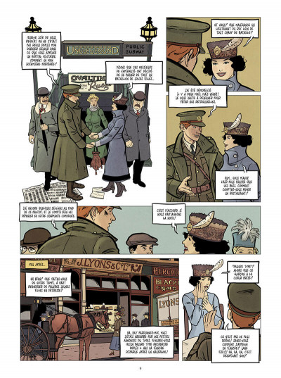 Page 9 Agatha Christie - Les Beresford - Mr Brown