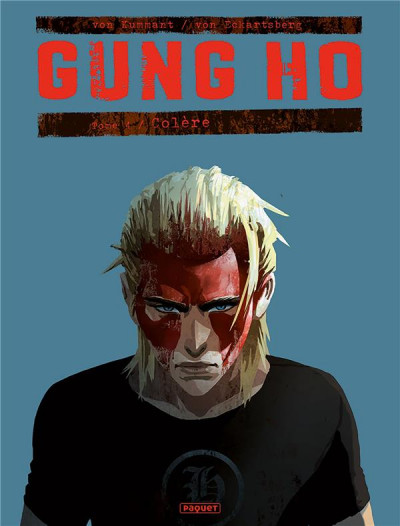 Couverture Gung ho tome 4