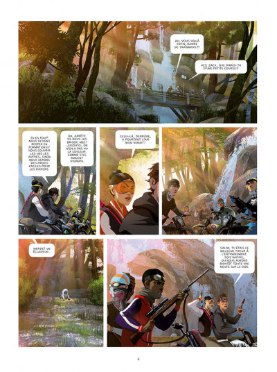 Page 2 Gung ho tome 4