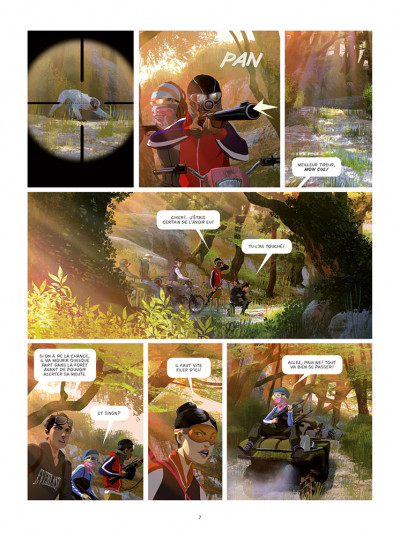 Page 3 Gung ho tome 4