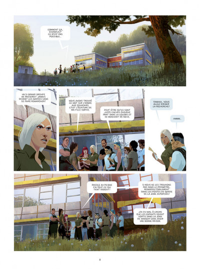 Page 4 Gung ho tome 4