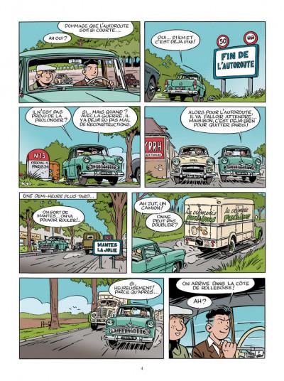 Page 2 Une aventure de Jacques Gipar tome 7 - Gaby le magnifique