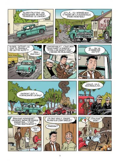 Page 3 Une aventure de Jacques Gipar tome 7 - Gaby le magnifique
