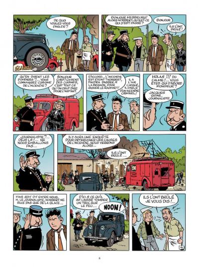 Page 4 Une aventure de Jacques Gipar tome 7 - Gaby le magnifique